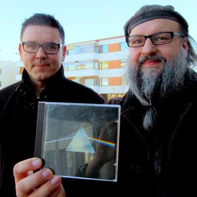 Håkan Omars och Stefan Lindblom