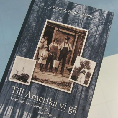 Boken Till Amerika vi gå.