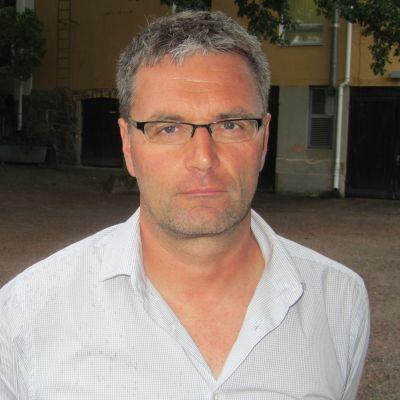 Ekenäsbon Johan Eriksson jobbar i Jerusalem