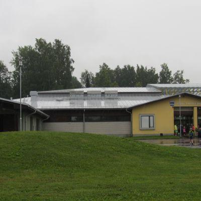 sjundeå svenska skolas tillbyggnad