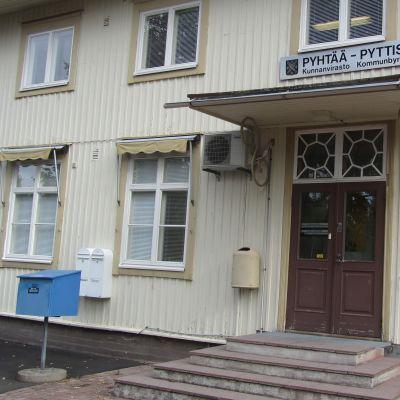 Pyttis Kommunbyrå