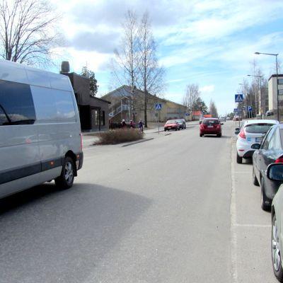 Niklasvägen i Smedsby