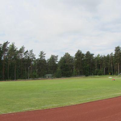 Ingå idrottsplan