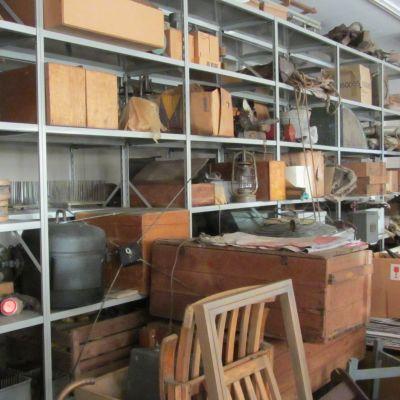 Hangö museums föremålsarkiv