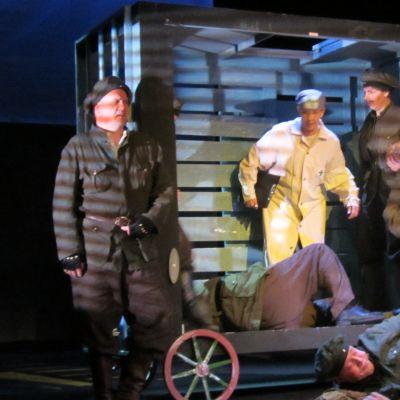 Kunnon sotamies Svejk Mikkelin teatterissa