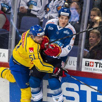 Jonas Ahnelöv ja Atte Ohtamaa.