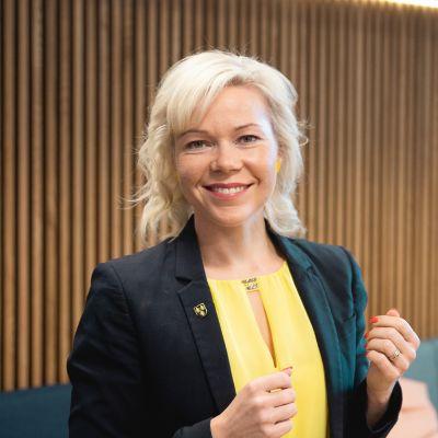 Kuhmon kaupunginjohtaja Tytti Määttä