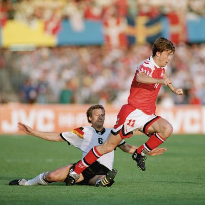 Laudrup Buchwald Euro 92