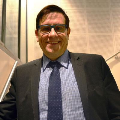Kaj Suomela, landskapsdirektör i Österbotten.