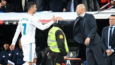 Zidane talar ut i kvall 1