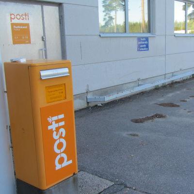 Postens utrymmen vid Gnistvägen 2 i Borgå, Vårberga