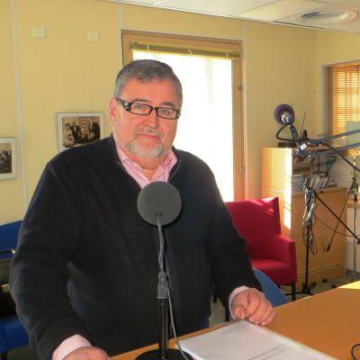 Borgåpolitikern Matti Nuutti