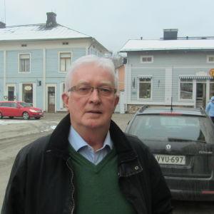 Björn Sundqvist, ordförande för äldrerådet i Borgå