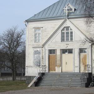 evangeliska folkhögskolan i hangö