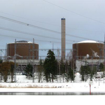 Kärnkraftverk