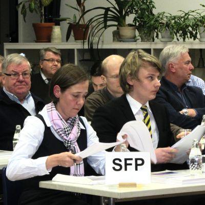 SFP:s fulmäktigegrupp i Lovisa