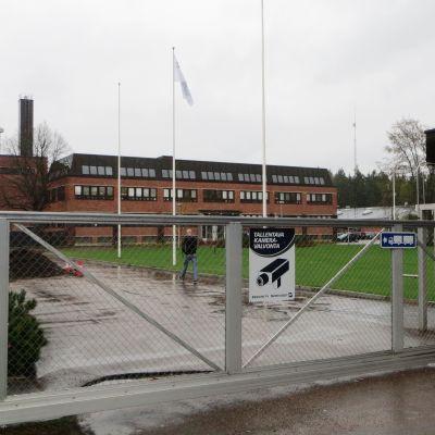 Fabrik i Strömfors
