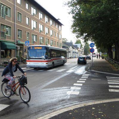 Trafik i Borgå
