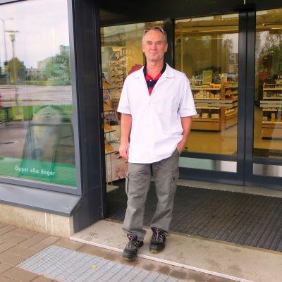 Robert Järnström, apotekare vid Gamla Apoteket i Borgå