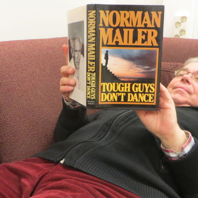 Egil Green får mera tid för böcker som pensionär