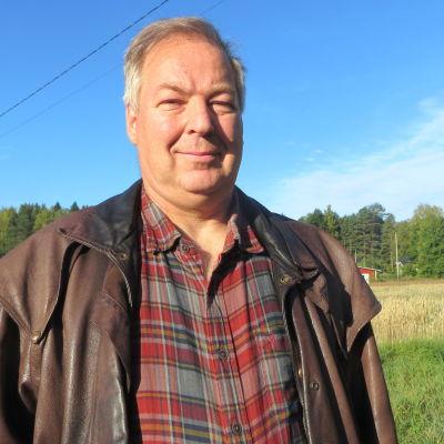 Boris Antman, jordbrukare.