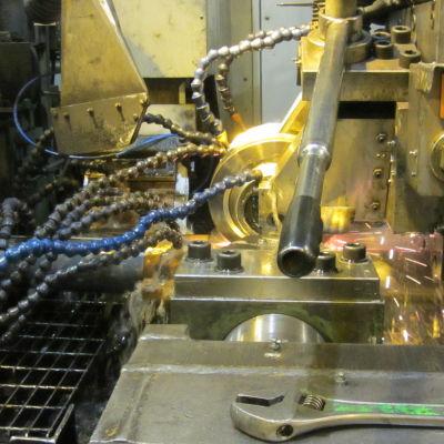 Metallindustri
