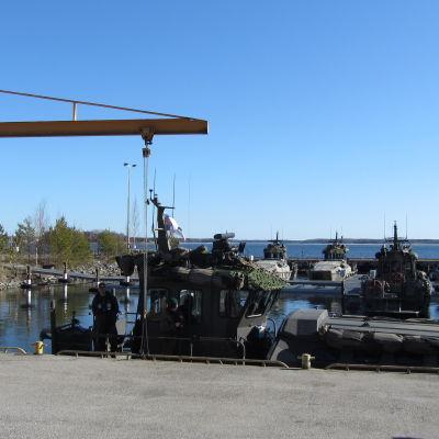 Båt av typen Jurmo.