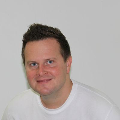 Christoffer Herberts är redaktör och arbetyera för Svenska Yle - sporten
