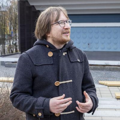 Toiminnanjohtaja Kyösti Ylikulju, Jyväskylän Kesä.
