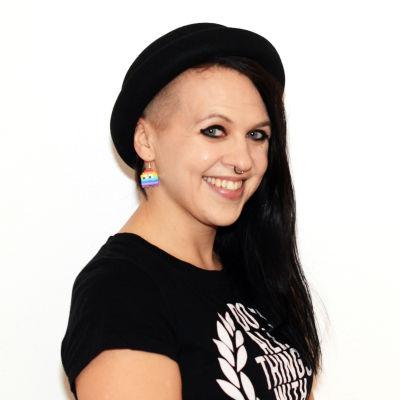 Catariina Salo redaktör på SvenskaYle.