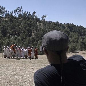 Sound Tracker -ohjelma Etiopiassa.