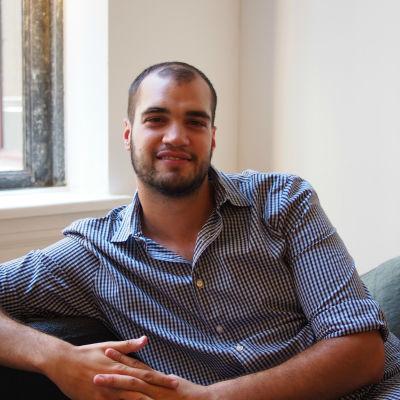 Paul Grossinger, expert på kampanjteknologi