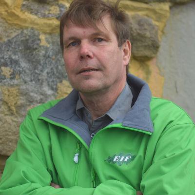 Porträttbild på Kaj Grönqvist.