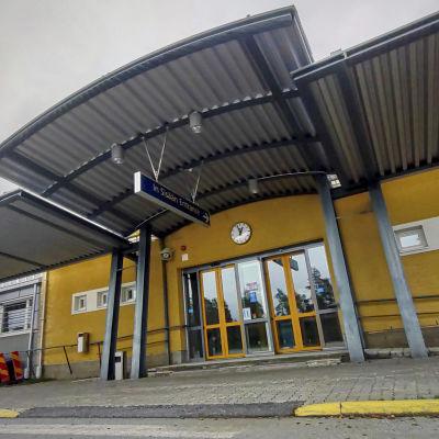Kokkola-Pietarsaaren lentoasema
