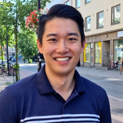 Ding Ma, kaupunginvaltuutettu, Kok., Lappeenranta