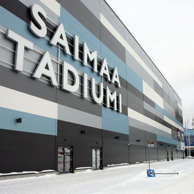Mikkelin Saimaa Stadiumi ulkoa