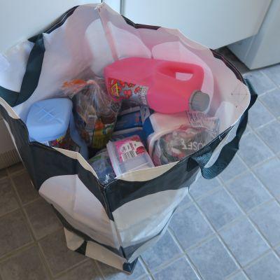 Muovijätettä