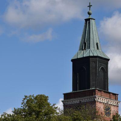 Turun Tuomiokirkon torni.