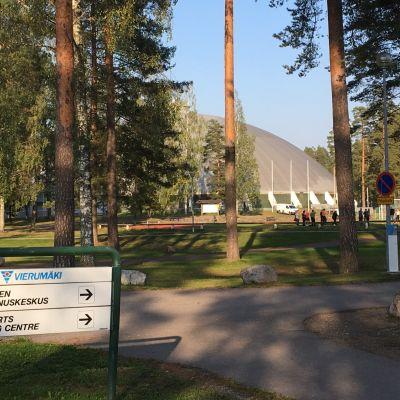 Suomen urheiluopisto Vierumäellä