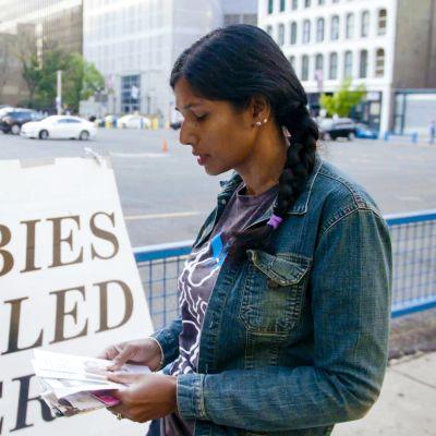 Abortin puolustajat ja vastustajat taistelevat kiihkeästi Yhdysvalloissa.