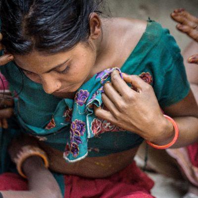 Nepalin morsian on murrosikäisen Rekhan tarina.