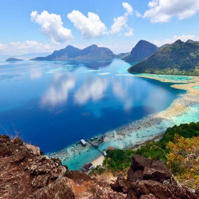 Kolmen saaren tarina kertoo ainutlaatuisesta luonnosta.