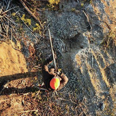 Haulikolla metsästäminen pienentää selvästi kohteen takana olevaa vaara-aluetta.