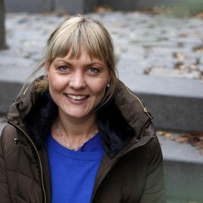 Redaktör Ida-Maria Björkqvist