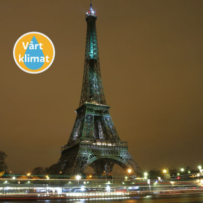 Klimattoppmötet inleddes i Paris.