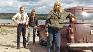 Mika Kaurismäen elokuva Arvottomat (1982).
