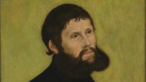 Martin Luther som Junker Jörg