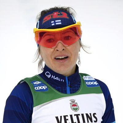Riitta-Liisa Roponen har varit med förr.