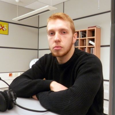 Portieren Emil Tiihonen