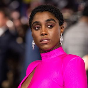Lashana Lynch.